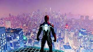 Spider-Man PS4 - Velocity Suit Combat, Stealth & Free Roam Gameplay
