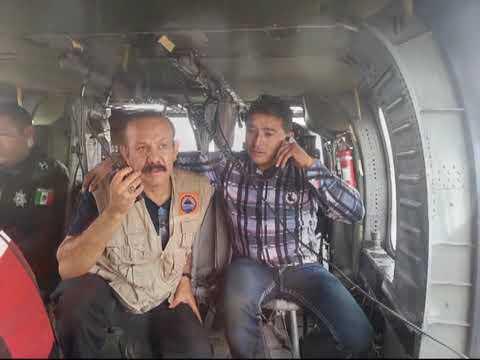 Desbordamiento Río Amacuzac