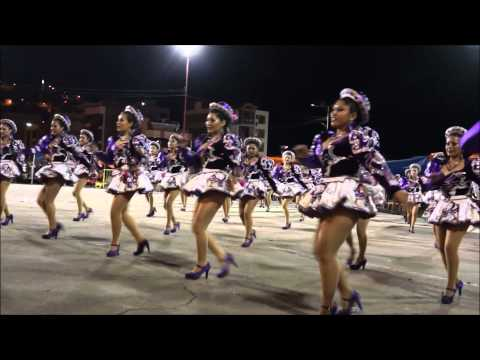 Caporales San Simon Sucre - Carnaval de Oruro 2015 Bolivia #4