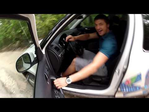 Off Road тест Skoda Yeti 1.8 4х4
