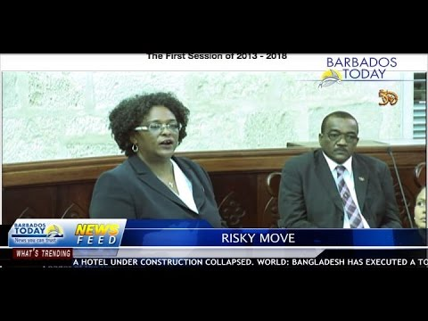 BARBADOS TODAY EVENING UPDATE MAY10, 2016