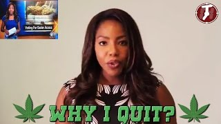 Alaska Reporter Charlo Greene Quits KTVA - Why I Quit? Cannabis Club Owner Quits on live TV!