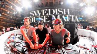 Swedish House Mafia -  ID (Greyhound) (Played at Madison Square Garden 2011.12.16)