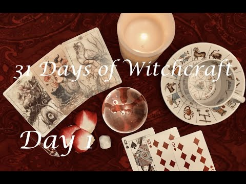 Day 1 of 31 Days of Witchcraft May 2020 | Secular, Spiritual, or Religious Practice?