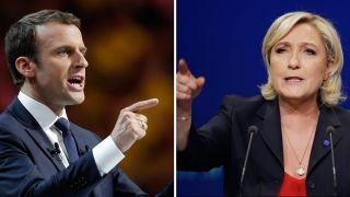 Le Pen, Macron advance to second round of France