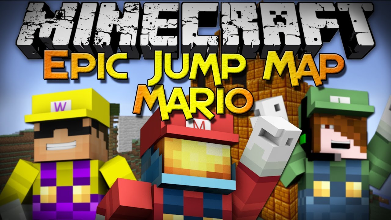 Epic Jump Map Halloween Candy ep2 w SkyDoesMinecraft