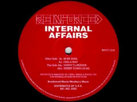 4 Hero & Goldie (Internal Affairs) - Find A Way