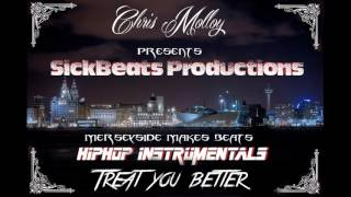 HipHop Instrumental w/hook - Treat You Better.