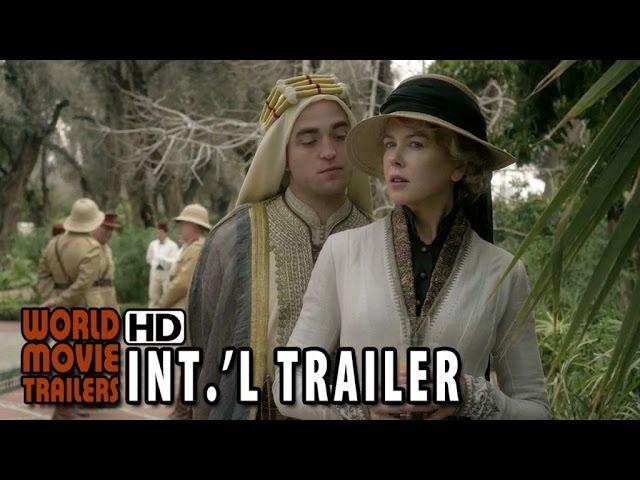 Queen of the Desert International Trailer (2015) - Nicole Kidman HD