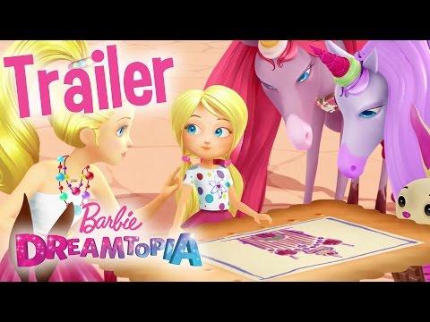Festival of Fun Trailer | Dreamtopia | Barbie
