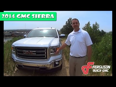 2014 GMC Sierra Walkaround and Test Drive: Ferguson Buick GMC