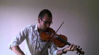 Gamescom 2011 Violin Cover