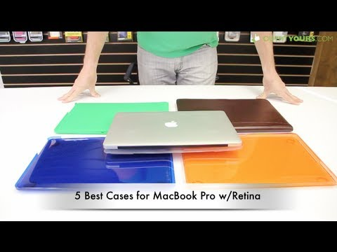 Top 5 Best Cases for Retina MacBook Pro