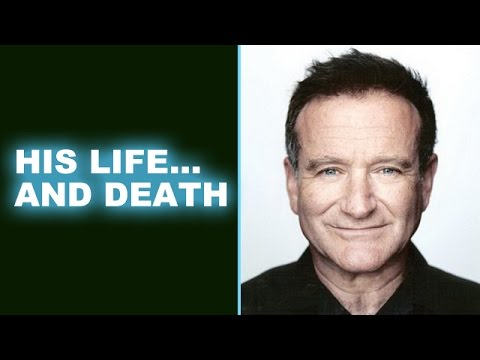 Robin Williams Suicide - His Life and Death TRIBUTE : Beyond The Trailer