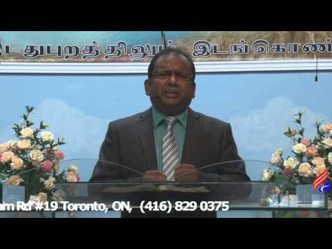 Your Time of Deliverance - Tamil One TV - October 4, 2014