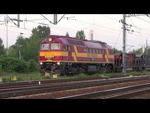3 Towarowe I Pospieszny W Częstochowie Stradom | Kolej Bałtycka, Rail Polska, PKP Cargo, PKP IC |