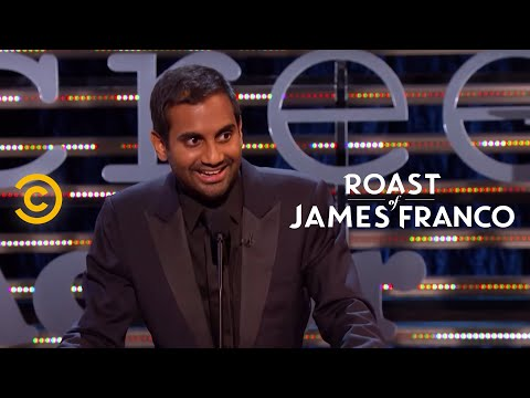 Roast of James Franco - Time Travel and the Secret to Being Straight - Uncensored