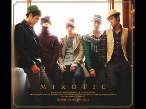 Dbsk (tvxq!) - Mirotic [full Album] video
