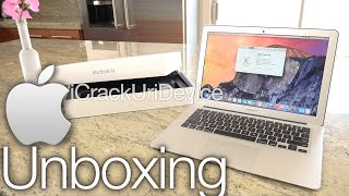 Download Lagu New MacBook Air Unboxing - Early 2015: 13 Inch and Review Gratis STAFABAND
