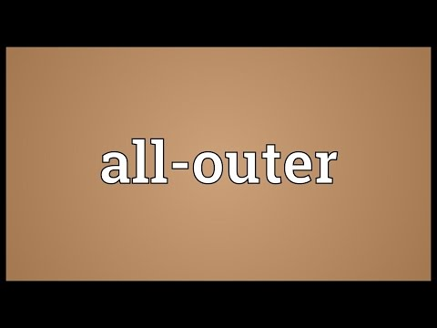 Header of All-Outer