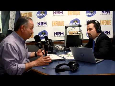 Héctor Morales en Enfoque Monterrey