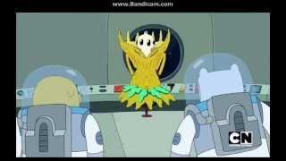 Adventure Time - Orgalorg Scenes