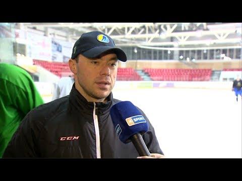 Олег Шафаренко – о первом опыте работы тренером в сборной Украины