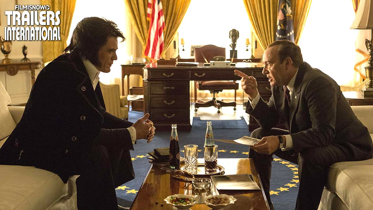 Elvis e Nixon com Kevin Spacey, Michael Shannon | Trailer legendado [HD]
