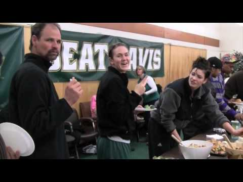 Cal Poly Women's Basketball Senior Night
