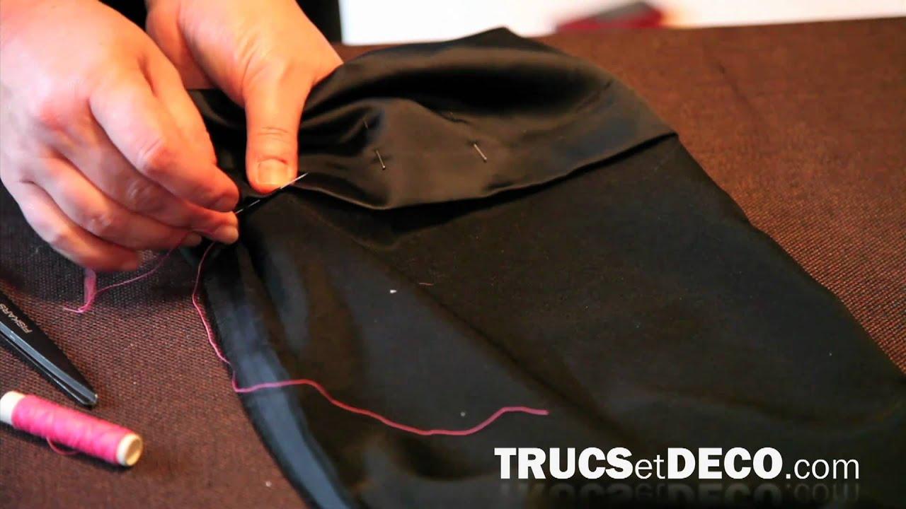 Apprendre a coudre un ourlet de pantalon - Comment faire un ourlet de jean ...