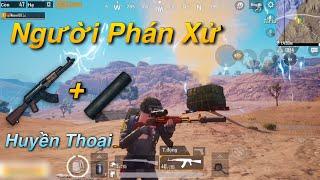 PUBG Mobile   Combo Huyền Thoại SOLO Squad    Trang Phục Người Phán Xử √