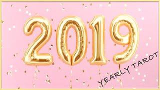CAPRICORN ♑ 2019 YEARLY TAROT - SHOWTIME