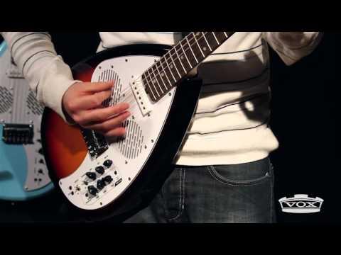 VOX Apache Guitars