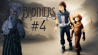 Brothers A Tale of Two Sons (PS3) Part 4 - Wolves