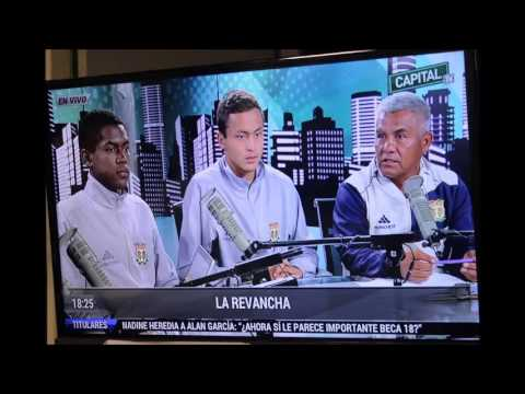 Reserva de Sport Huancayo en Capital TV/Radio