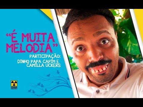É MUITA MELODIA / Paródia Tirullipa / Paradinha / Anitta thumbnail