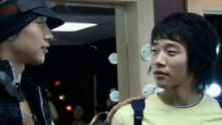"(The original) 2PM Junho and Rain are ""essited"" :D"