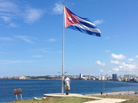 Historic Backpacking Journey Across Cuba