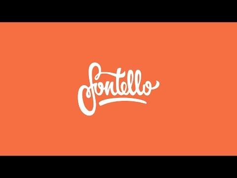Создание шрифтового Icon Pack с использованием сервиса Fontello