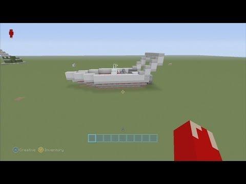 SPANKLECHANK'S Minecraft Tutorials: How to make a SPEEDBOAT