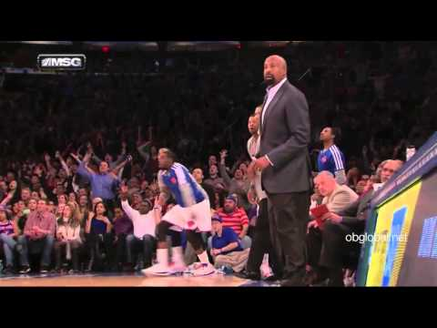 Carmelo Anthony: 62 Points V Bobcats - Full HD Highlights