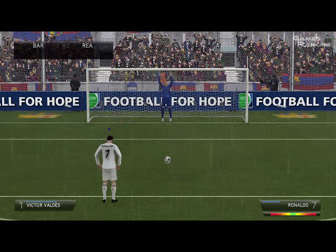 FIFA 14 - Gameplay - FC Barcelona vs. Real Madrid [FULL-HD] [Deutsch] [Xbox 360]