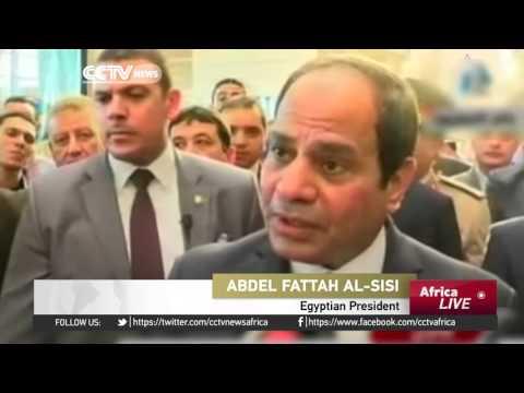 Egyptian President promised transparent probe on plane crash