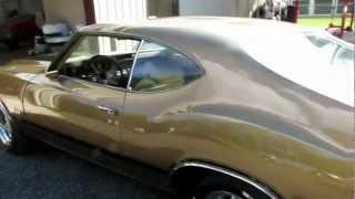 1970 Olds W31