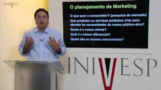 Administração I - Aula 06 - Plano de marketing