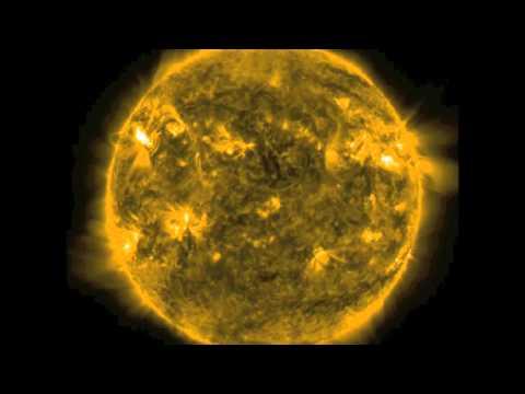NASA SDO - X1.1 Solar Flare, March 5, 2012