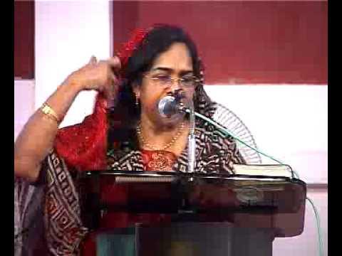 Sis.santha Sunder Singh.malayalam Christian Speech.ministry Of Jesus63 video