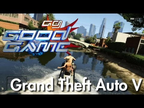 Good Game Review - Grand Theft Auto V - TX: 24/09/13