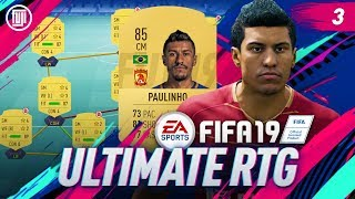 *NEW* 50K SQUAD!!! ULTIMATE RTG - #3 - FIFA 19 Ultimate Team