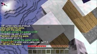 Minecraft - Czech Survival games #1